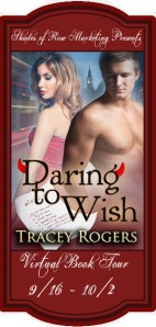 Daring to Wish VBT Banner